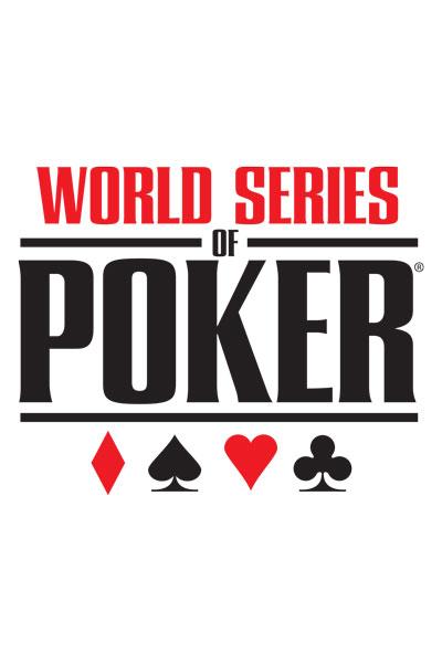 Tournament World Series of Poker Logo