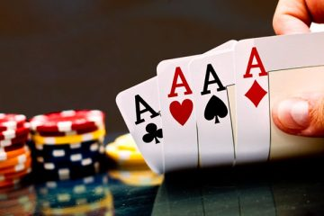Poker Draw with Cards