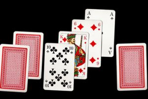 Poker Stud while playing