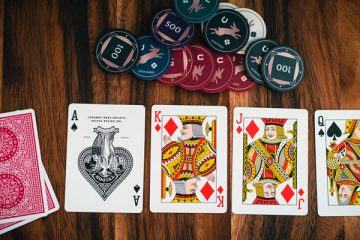 Draw Poker With 4 Cards